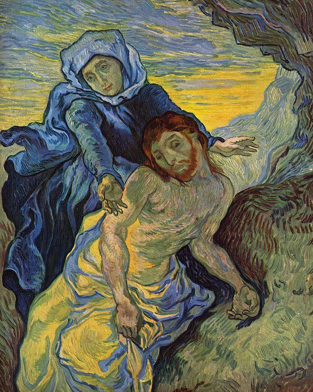 La Piedad de Van Gogh